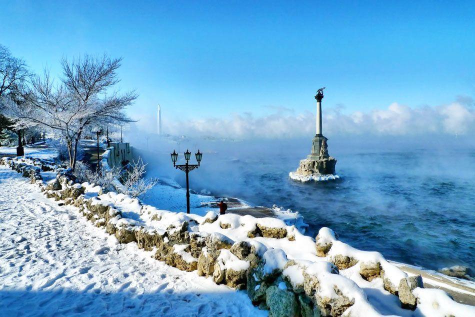 Погода в Крыму на сегодня - пятница 22 января 2021 года
