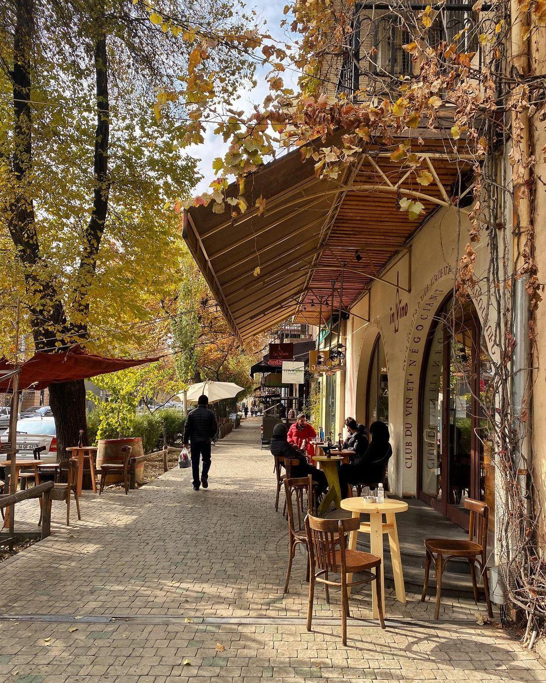 Винный бар In Vino, Ереван