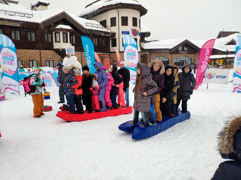 День-снега-на-Роза-Хуторе