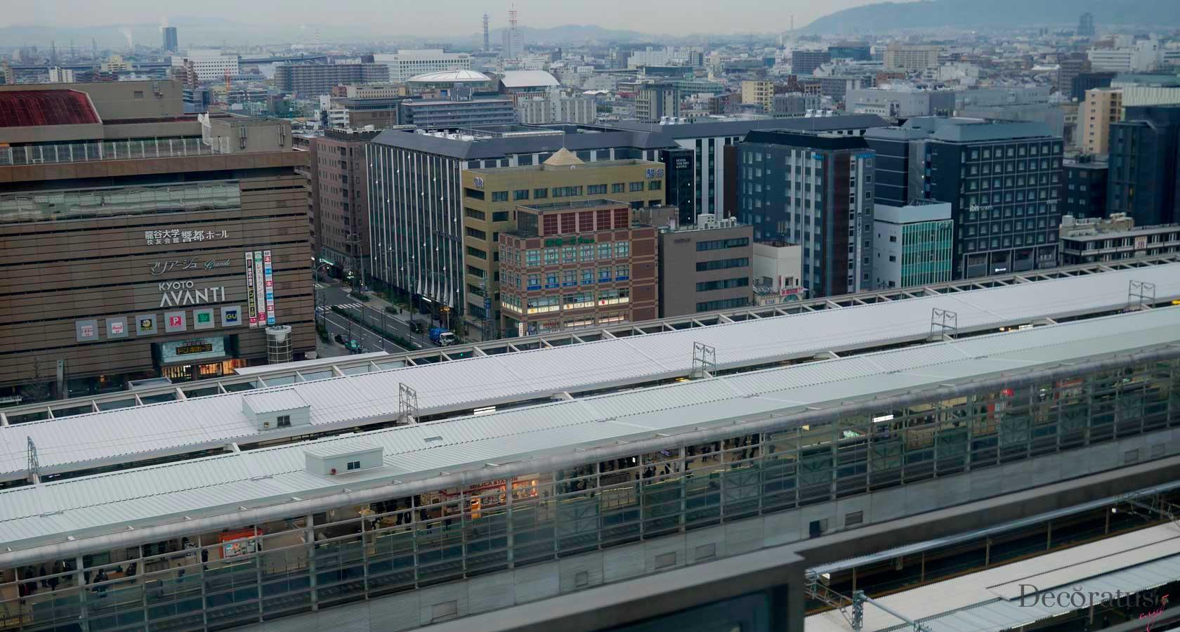 вокзал в киото япония