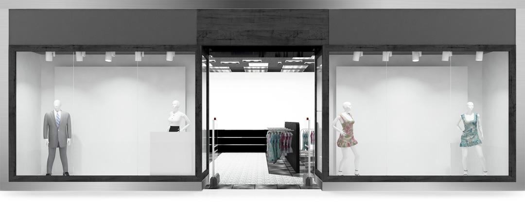 Магазин, витрина