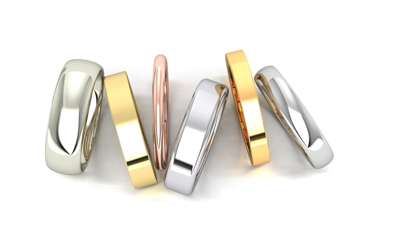 Классические обручальные кольца цена от производителя Ювелирная студия Виктора Шадрина