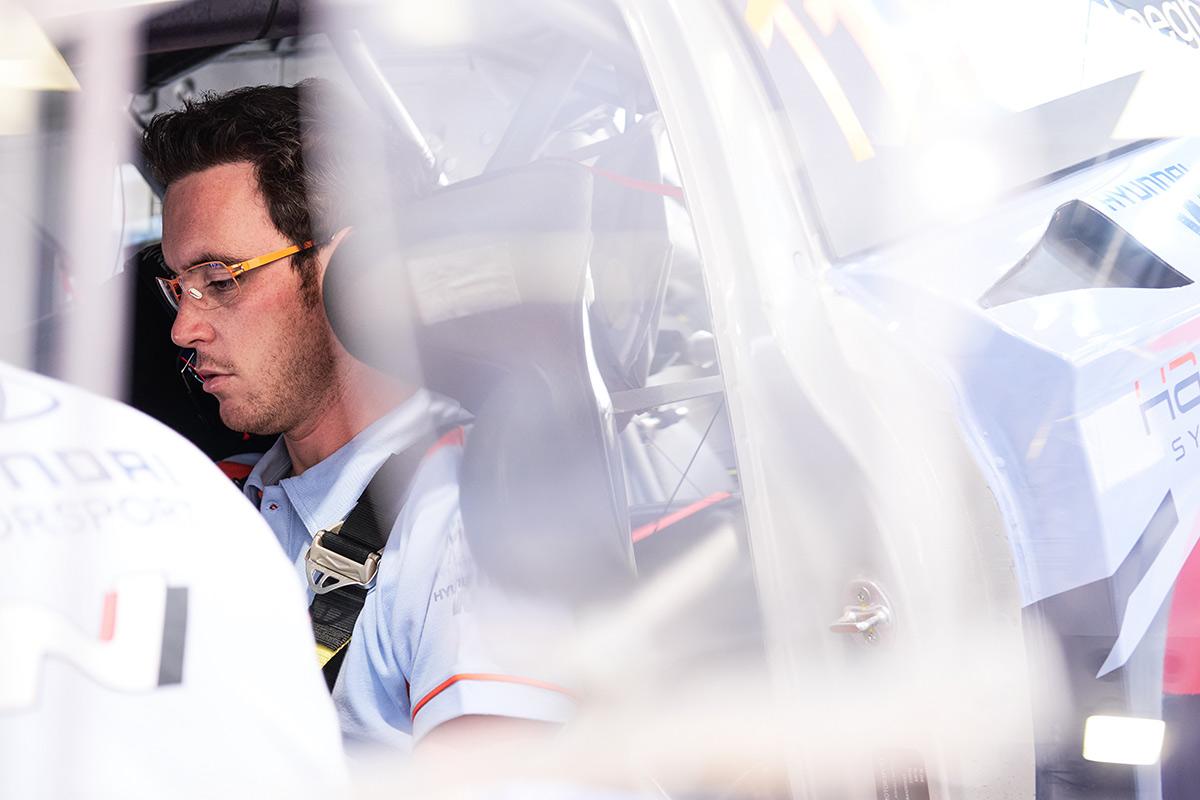 Тьерри Невилль, Hyundai i20 Coupe WRC, ралли Ипр 2021