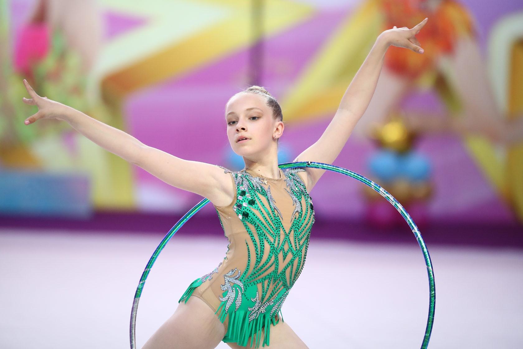 Фото гимнастки художественная гимнастика