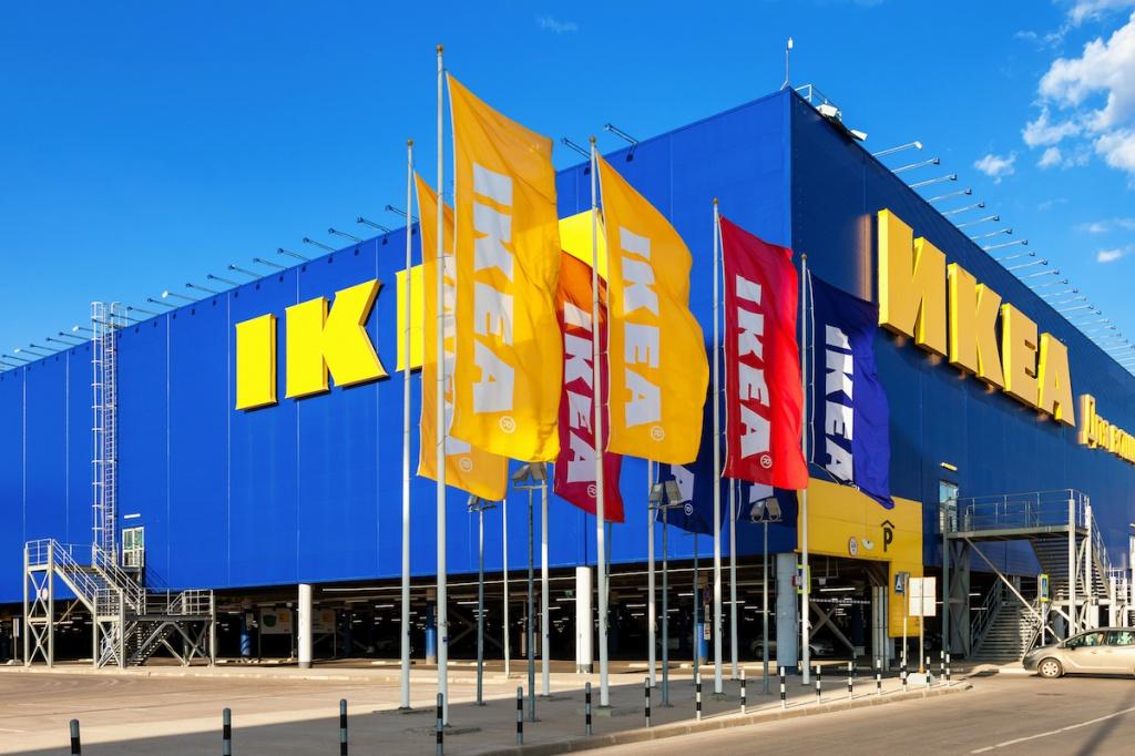 Владелец IKEA и Мега инвестирует в зеленую генерацию России