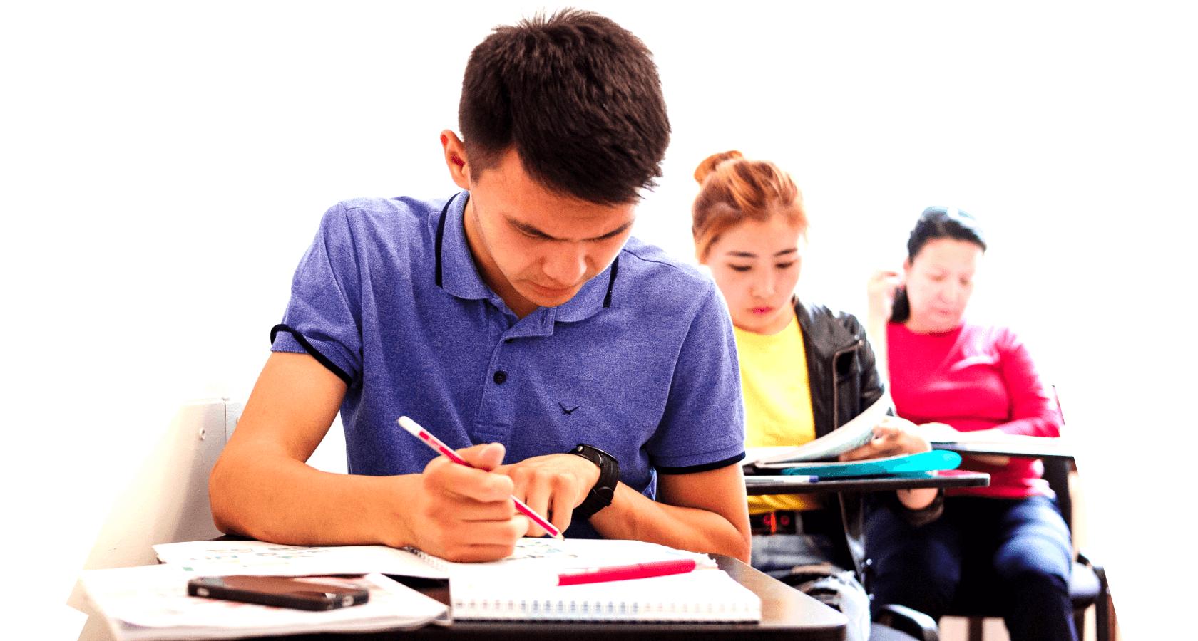 Языковая школа в Талдыкоргане