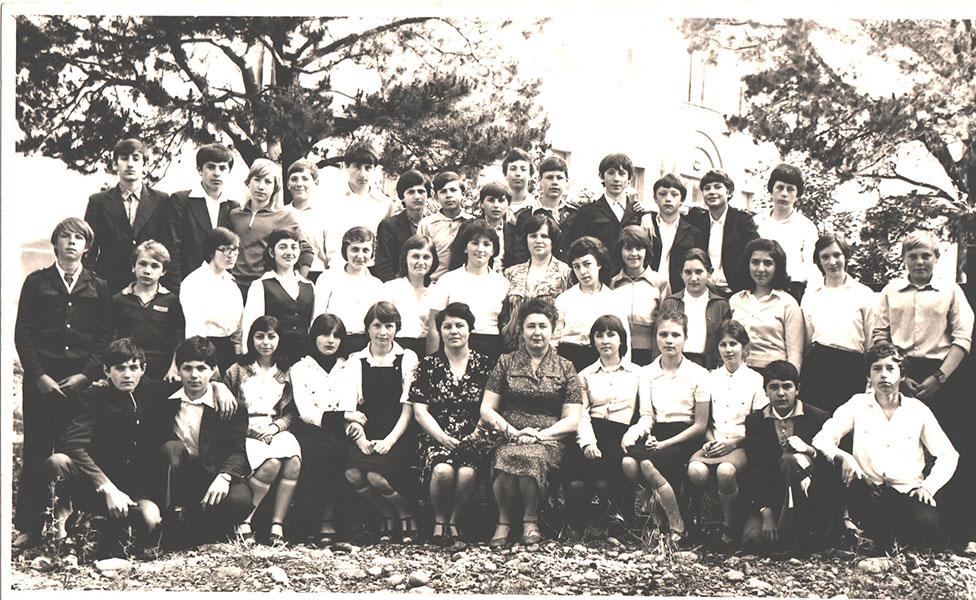 Коллективное фото