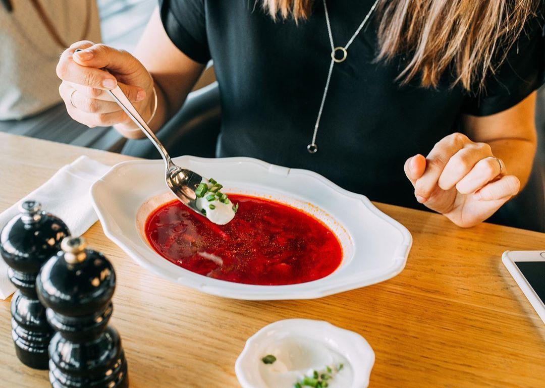 Комплексный обед и ужин в отеле NEW STAR