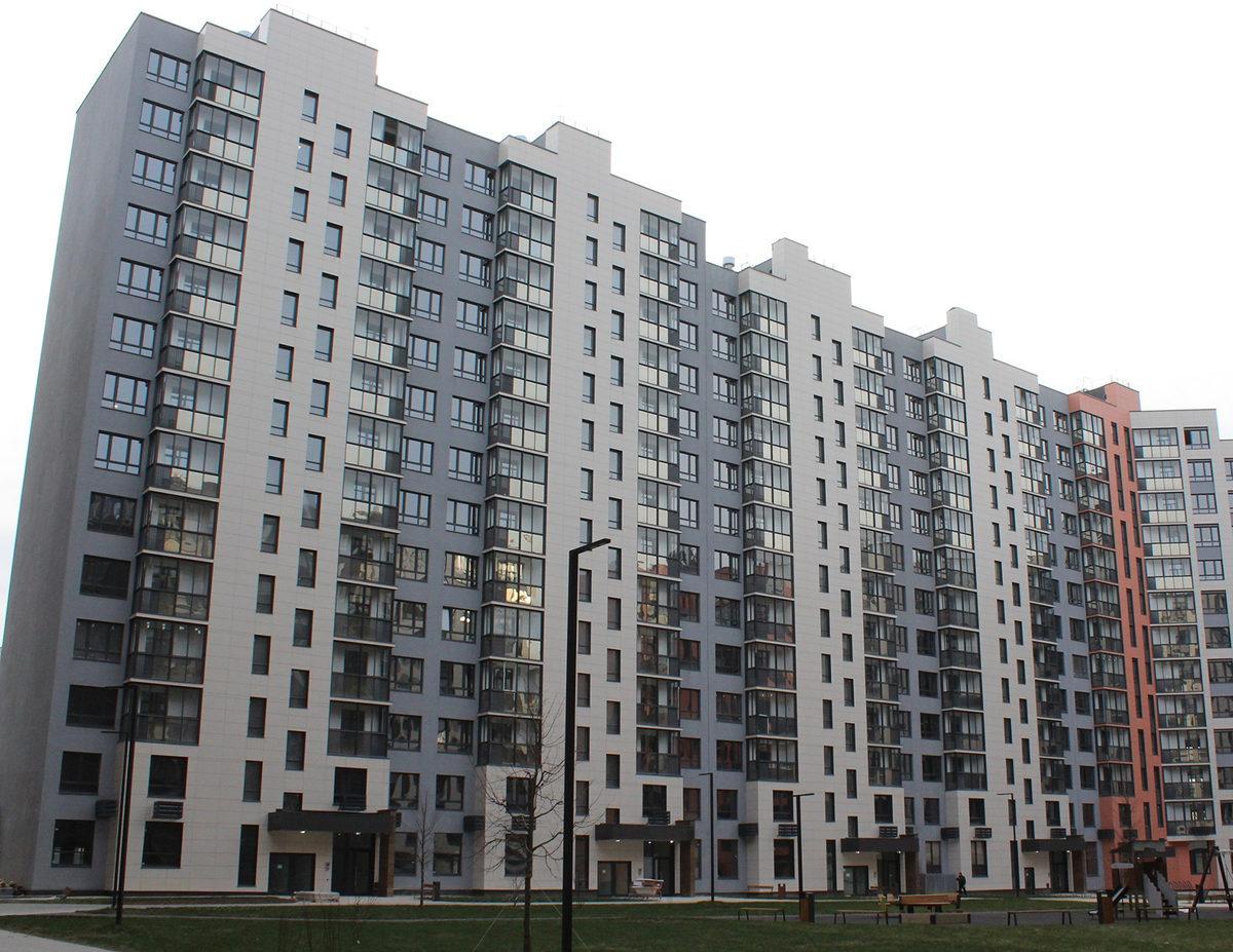 Приемка квартиры в ЖК «Скандинавия»