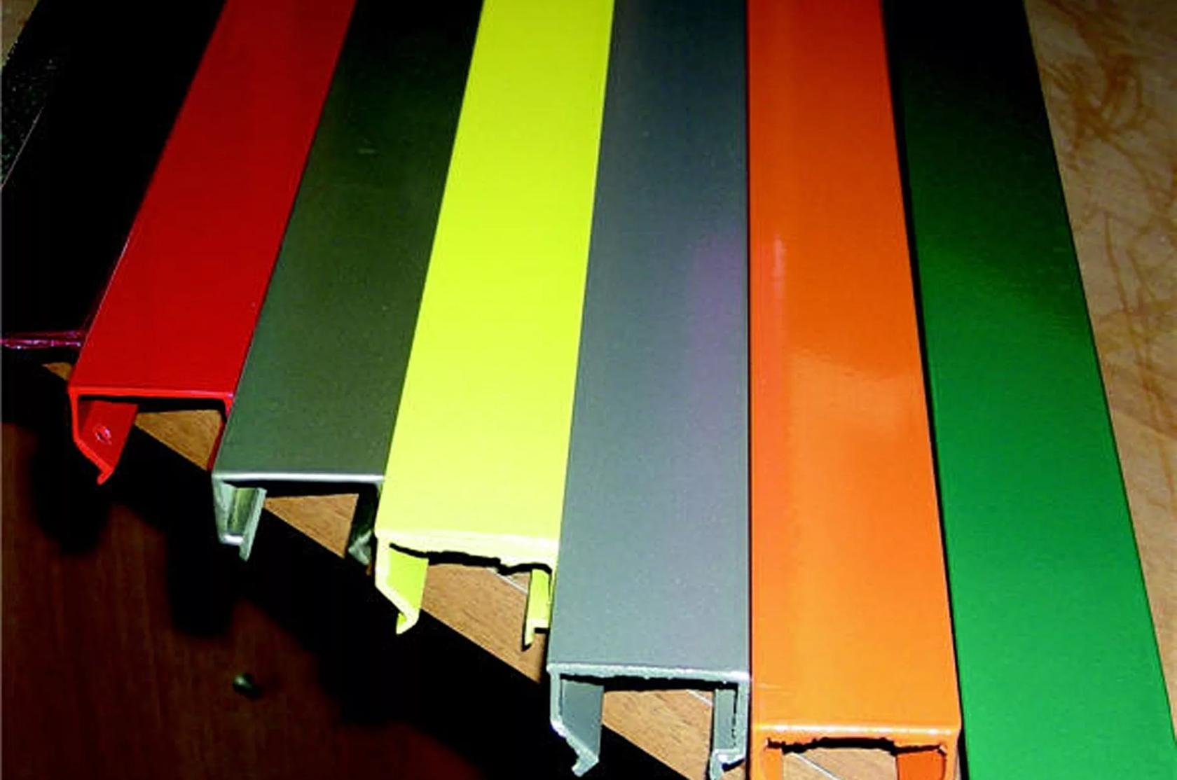 Порошковая покраска металлов