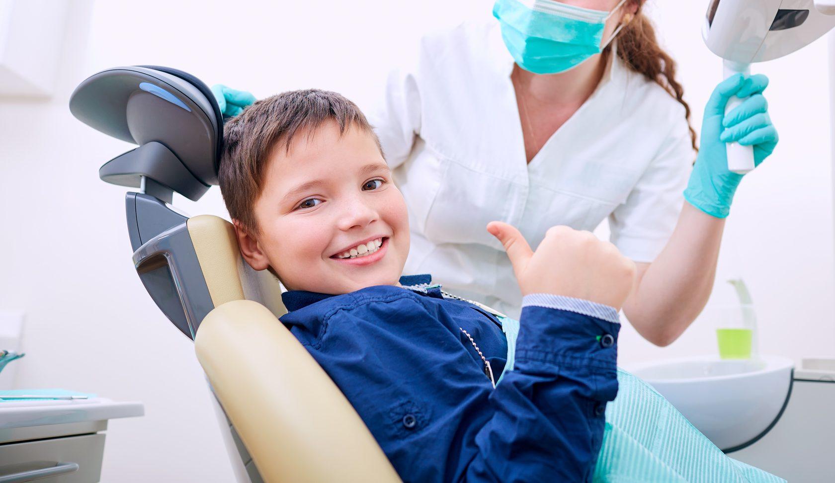 чистка зубов в дрожжино