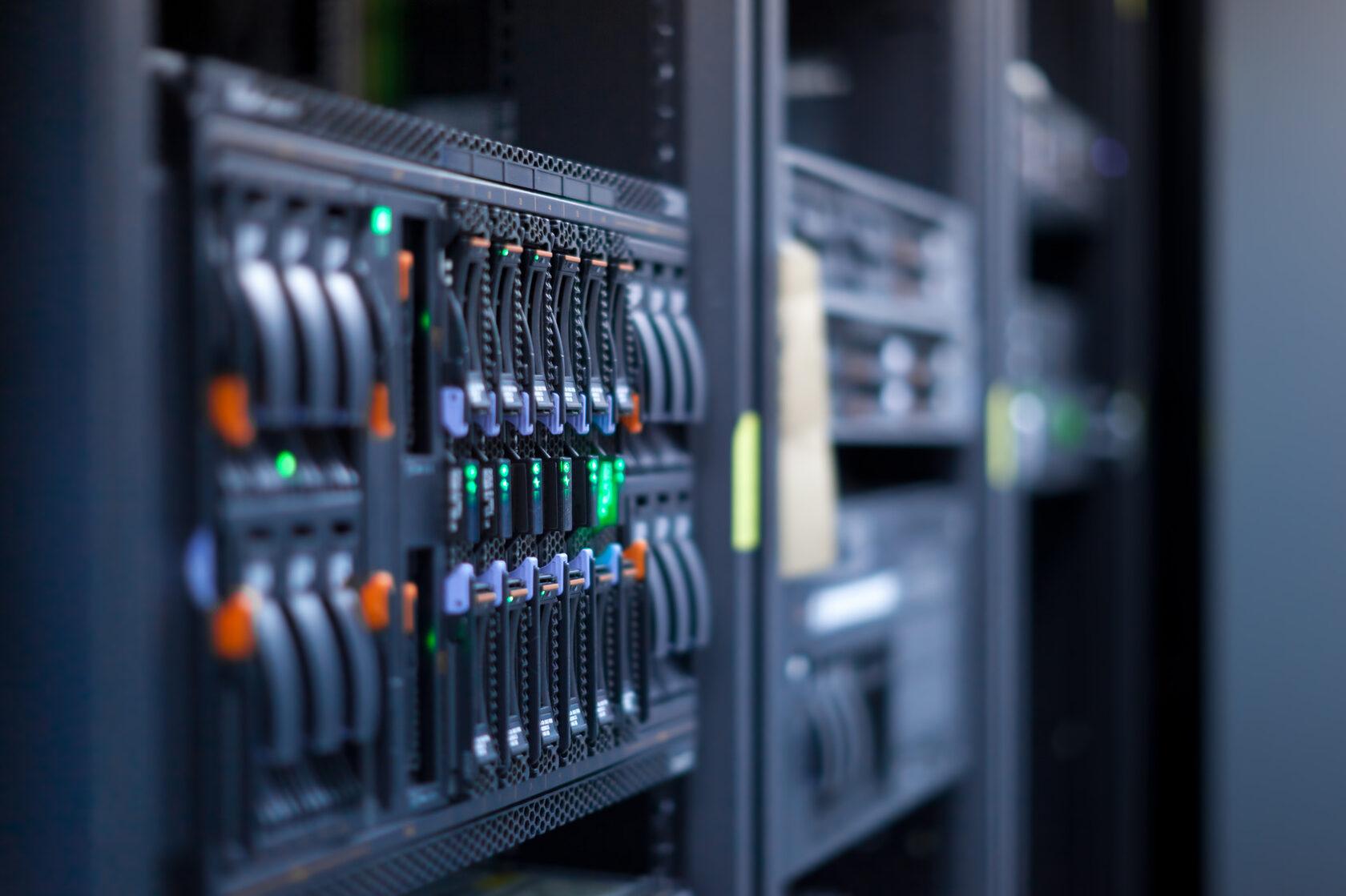 Сервер для работы с информационной базой 1С