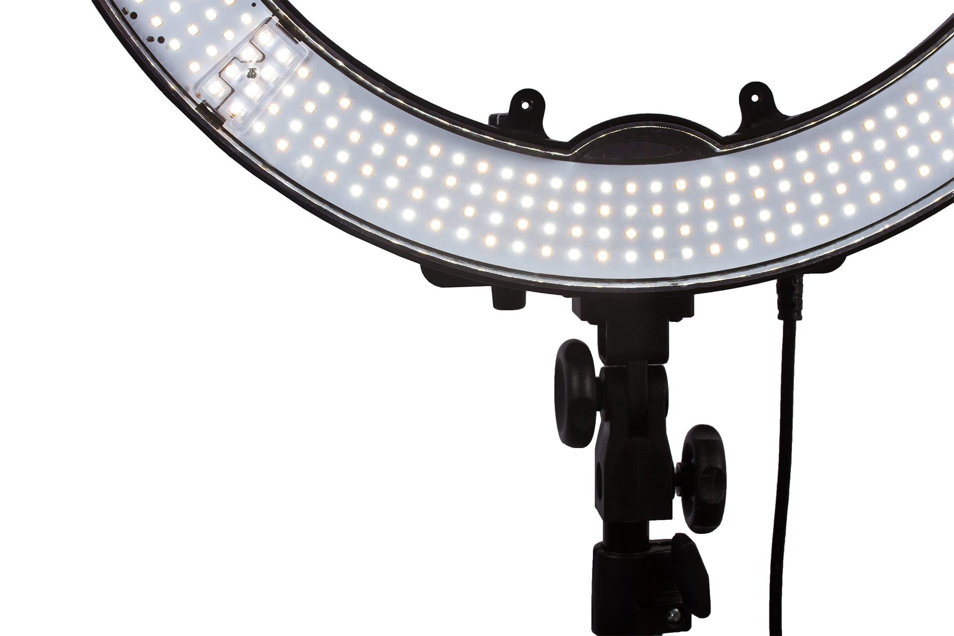 кольцевая лампа led 512bicolor