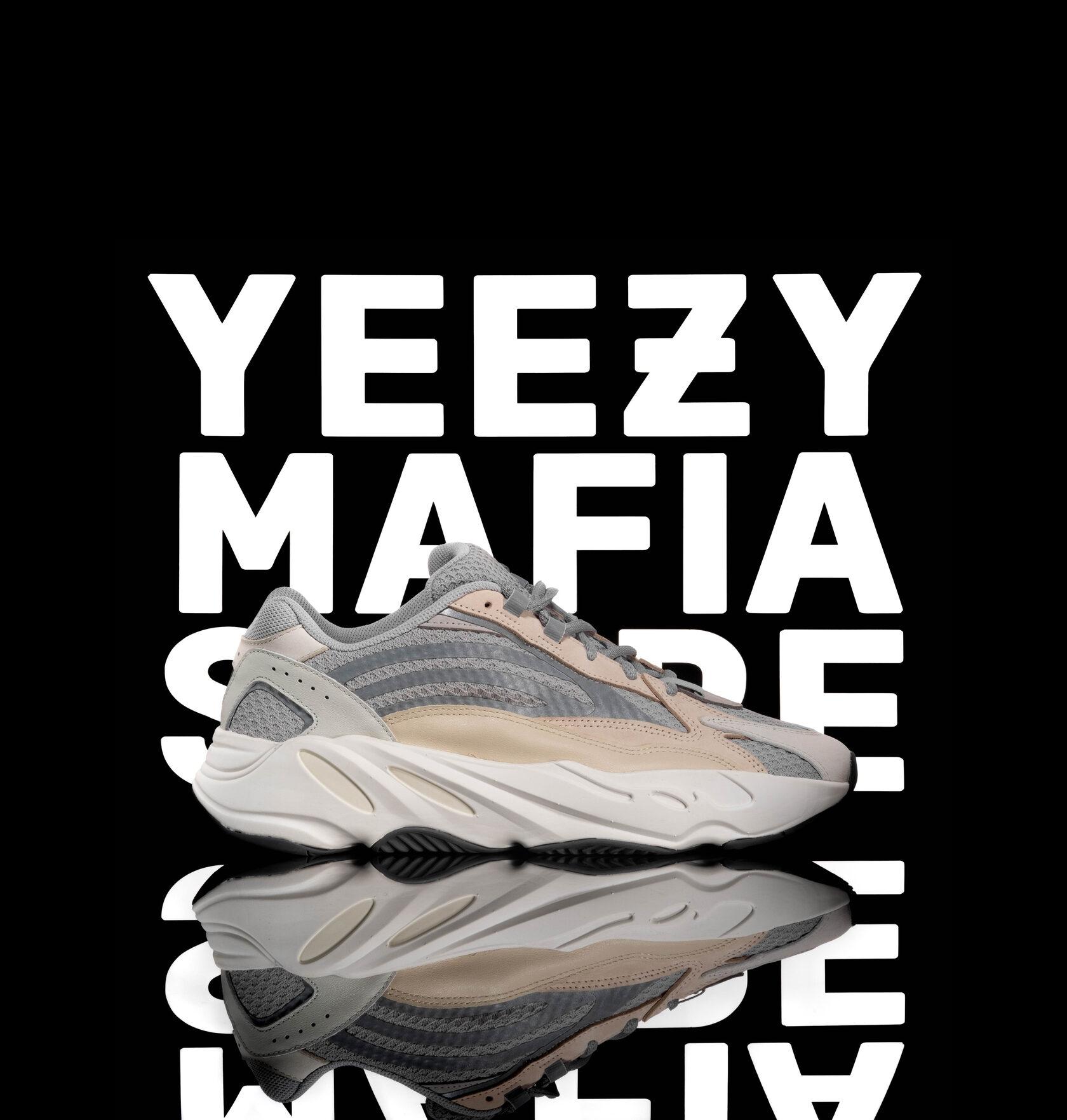 adidas Yeezy Boost 700 V2 Cream купить оригинал
