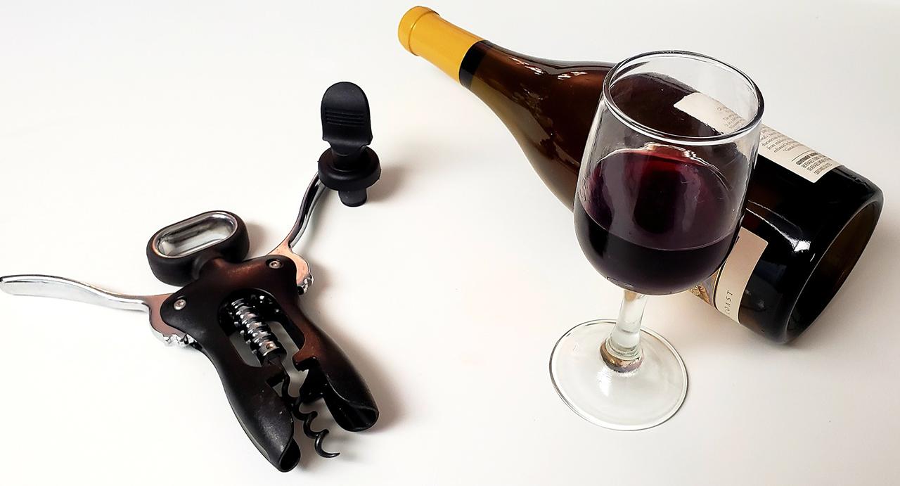 Укупорка винных бутылок