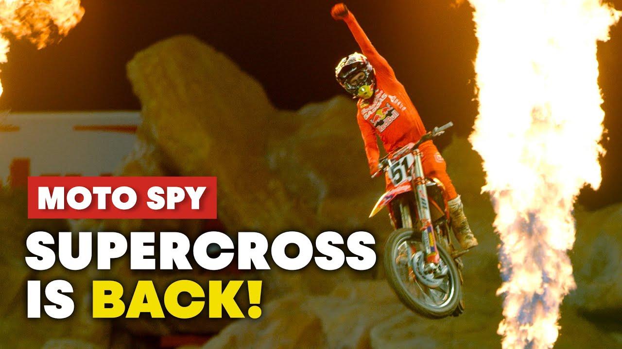 Сериал Moto Spy Supercross 2021: Эпизод 1