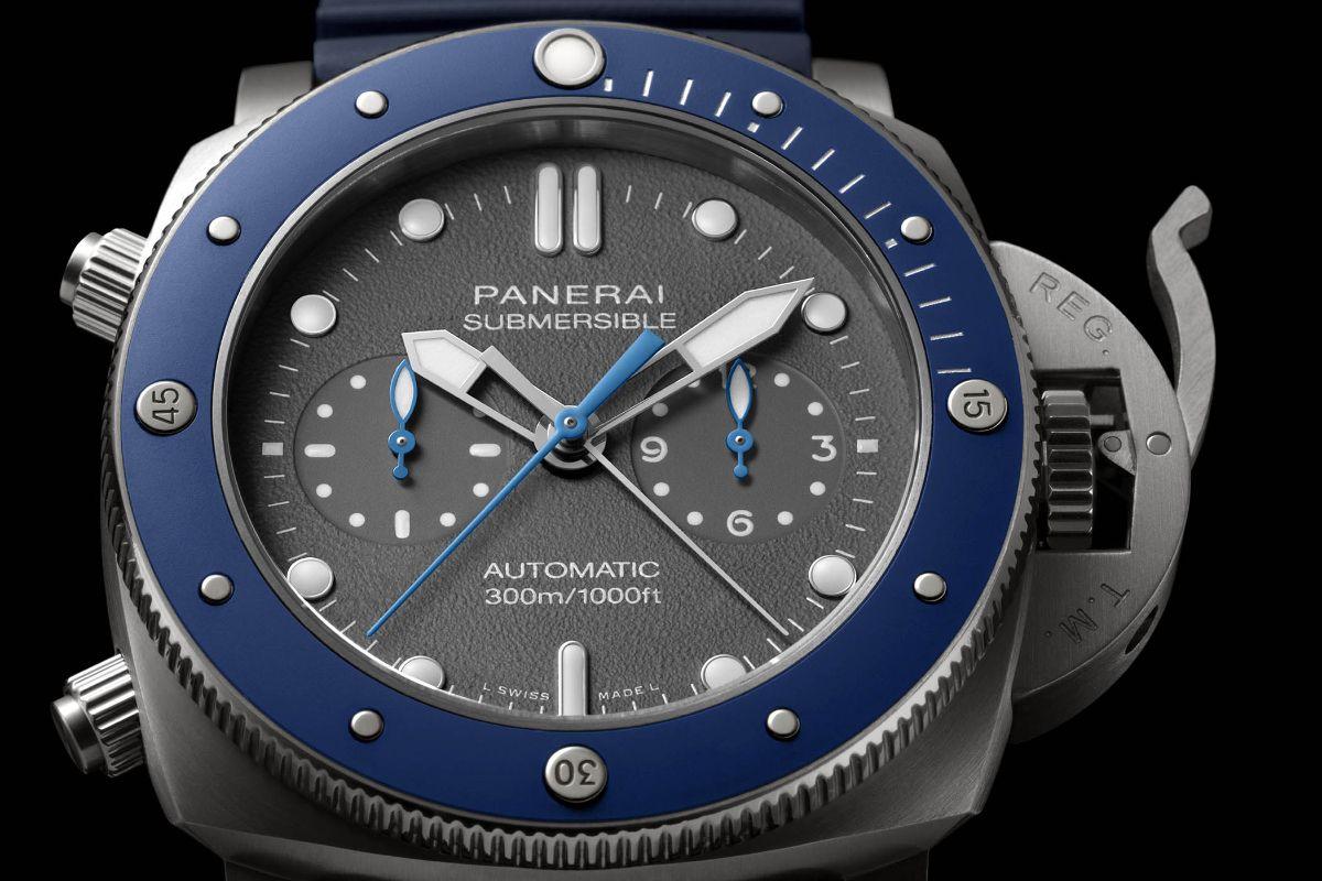Panerai Submersible - Швейцарские часы Panerai - Продажа и Выкуп