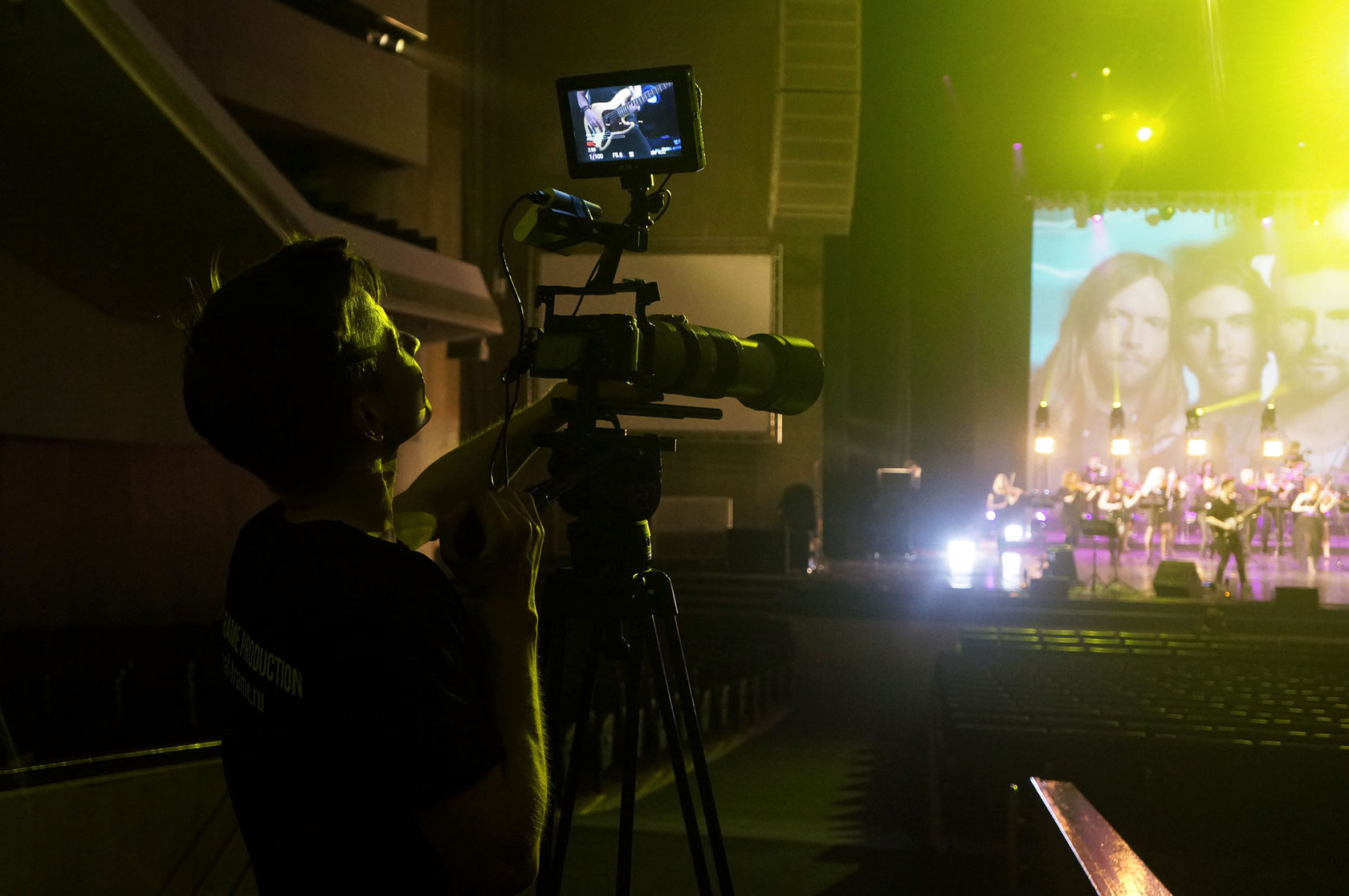 фотокамера для съемки концертов тот фотограф, которому