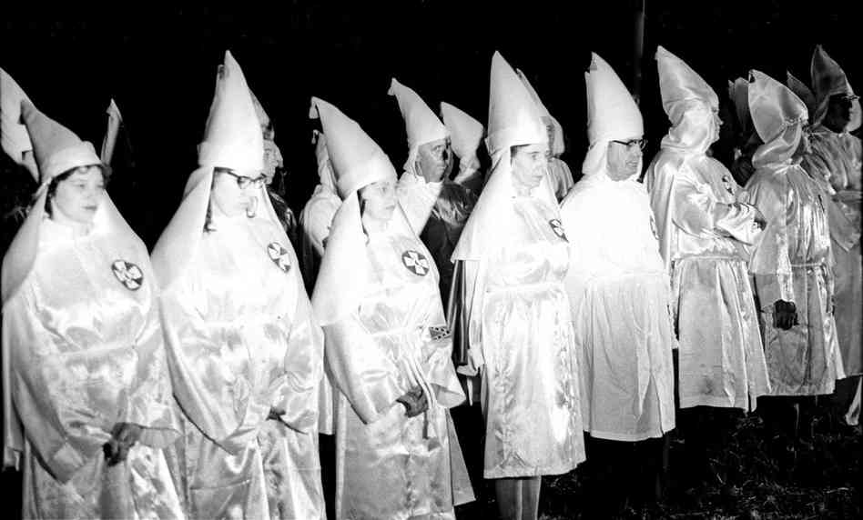 kkk klan and dissertation The ku klux klan (kkk) was established after the american civil war when black people were given rights the kkk is a group of white secret societies who oppose the advancement of blacks, jews and other minority groups.