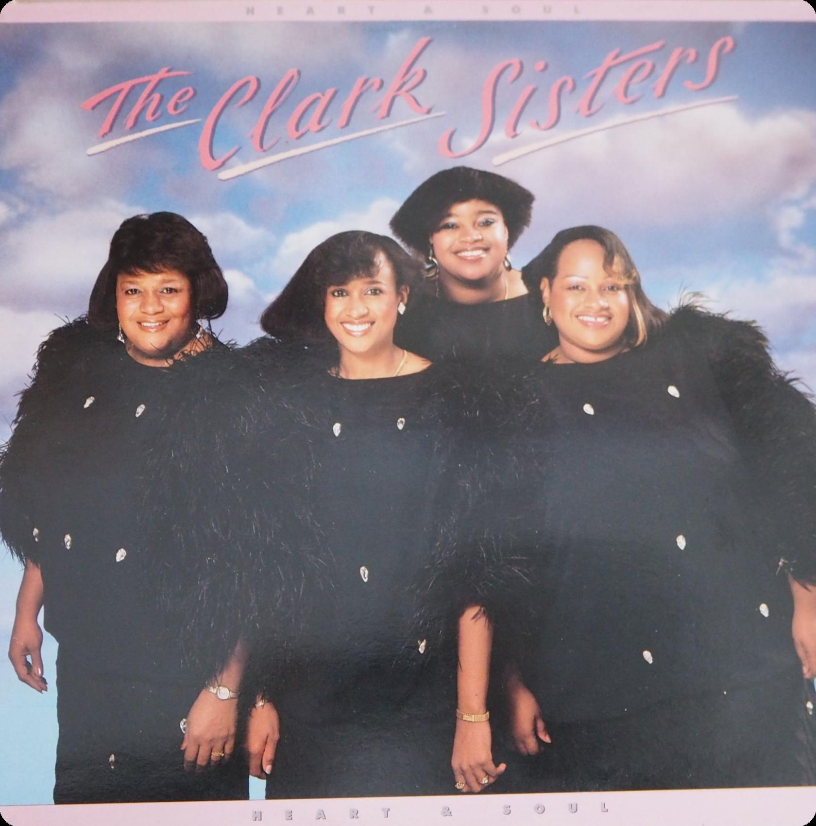 Clark Sisters Vinyl