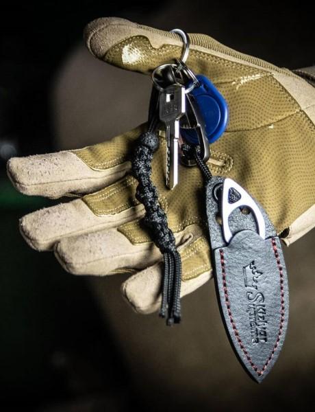EDC/Шейный нож Kizlyar Supreme, небольшой нож для ношения на шее и в сумке, Кизляр Суприм, Baby