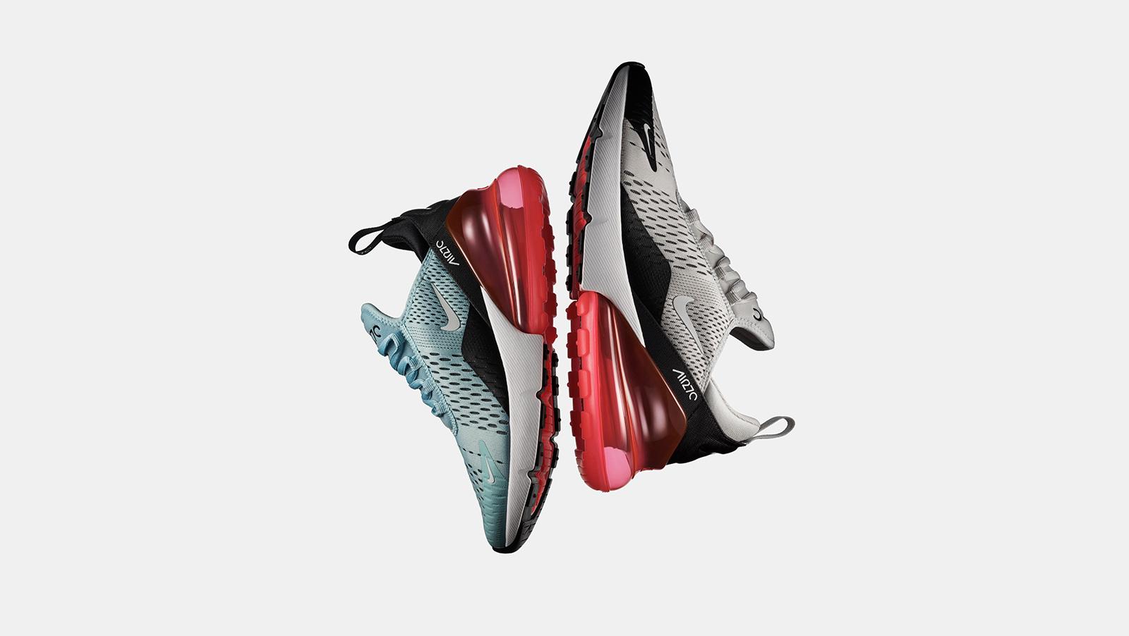 Nike Air Max 270: инновации на каждый день