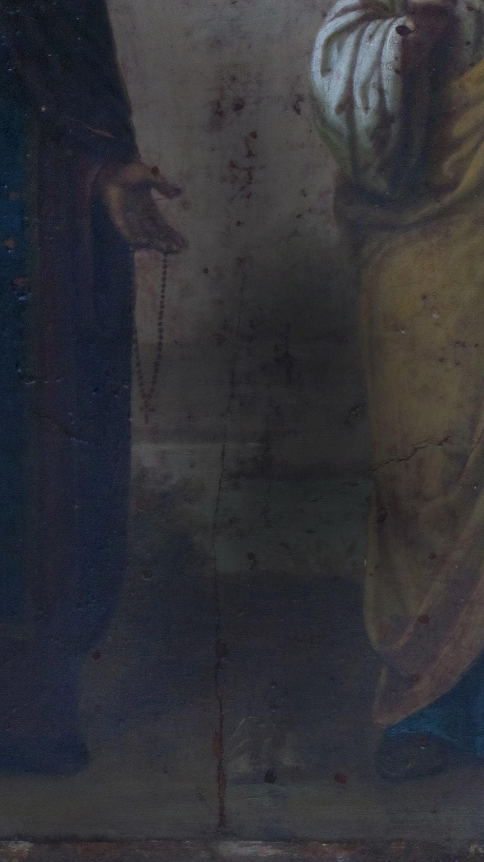 Реставрация икона, Св Лука, Св Мария Магдалина, реставрация деревянных икон, реставрация домашней иконы, реставрация иконы москва, реставрация иконы фото до и после