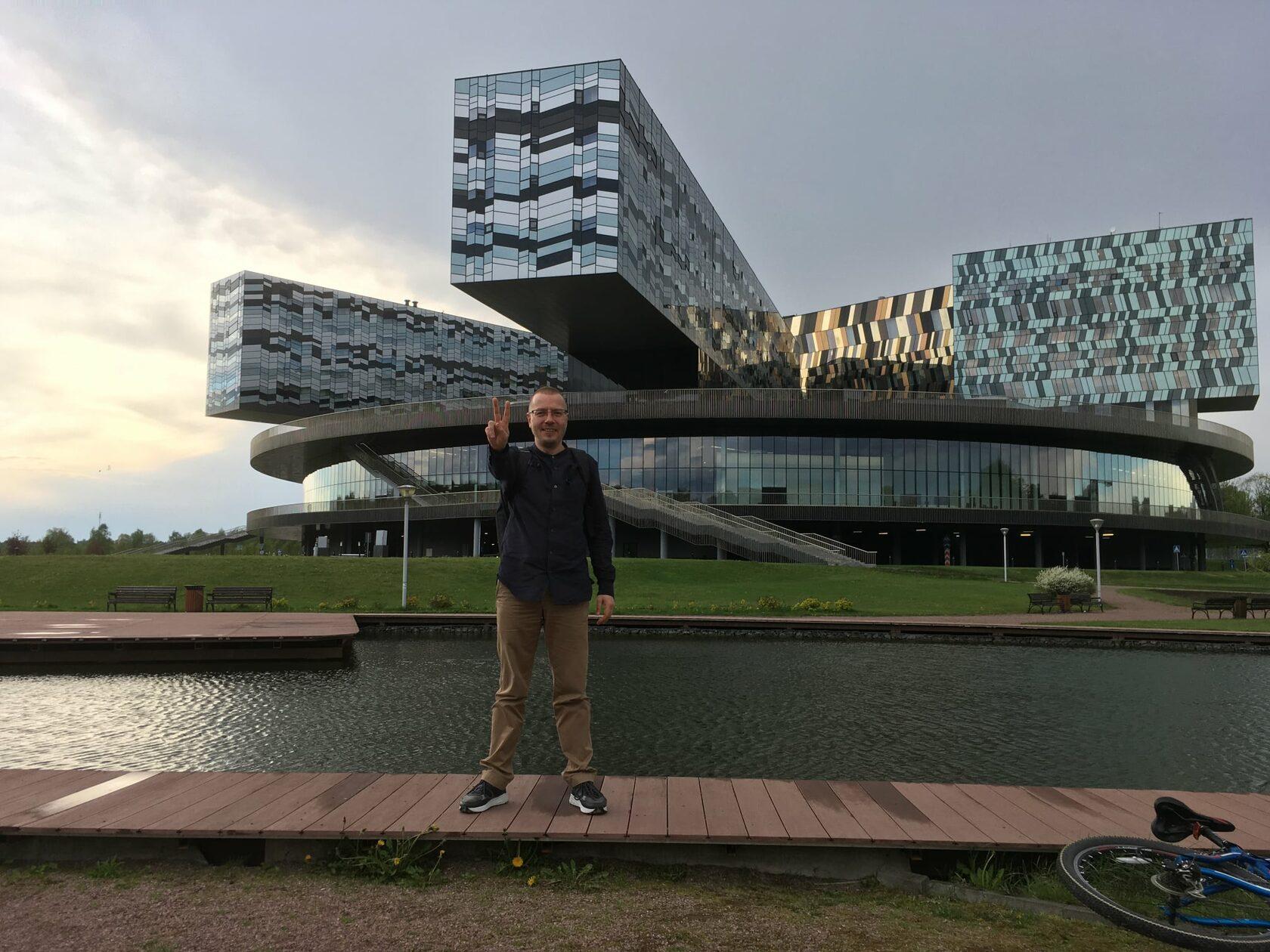 Эксперт по digital-маркетингу в SKOLKOVO