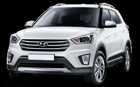 Аренда Hyundai Creta в Екатеринбурге без водителя