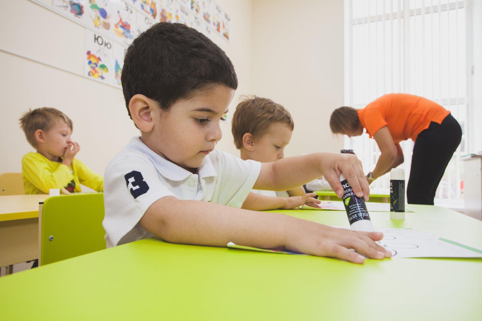 развивающие занятия для детей лепка изо Коммунарка Тропареов Ленинский