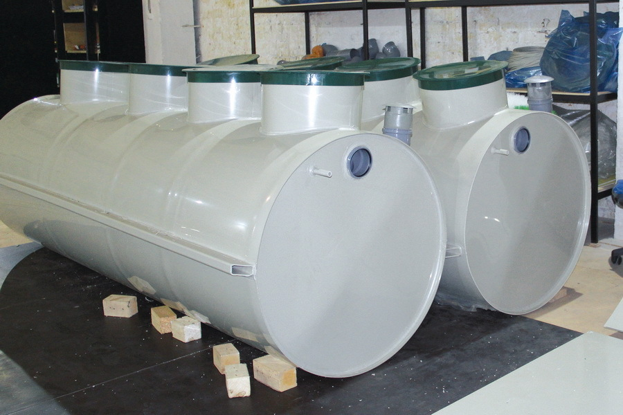 Автономная канализация: купить ЛОС, биосептик в Адлере, Туапсе Сочи.