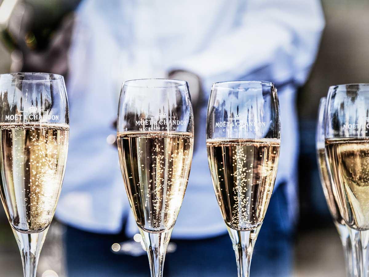 Шампанское марки Moet et Chandon, Франция