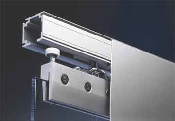 механизм для раздвижных стеклянных дверей