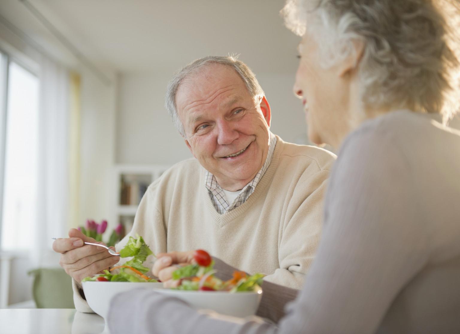 Меню пожилого человека больного диабетом