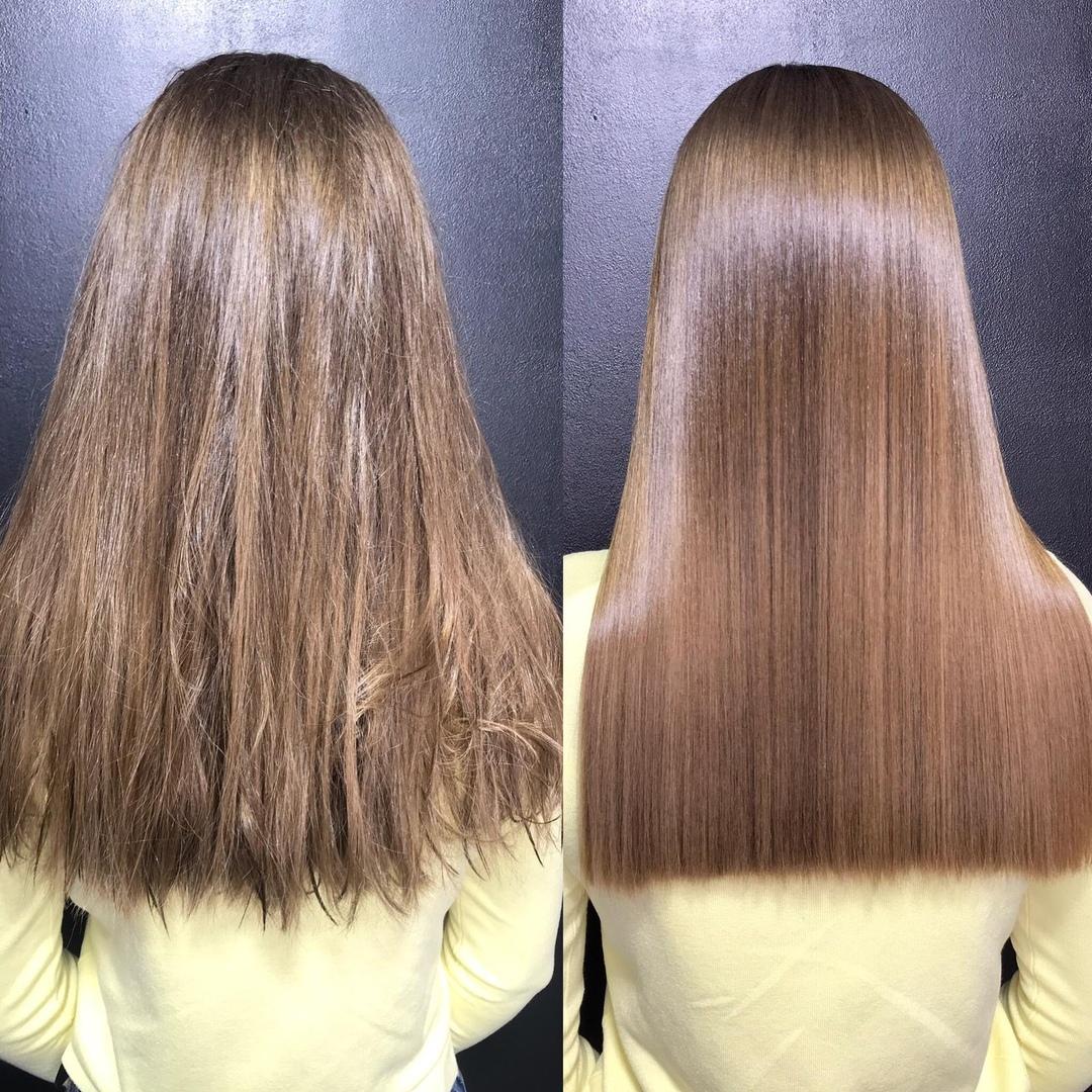 модель картинки реконструкция волос это просто
