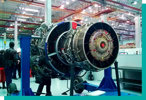 Сэкономлено 3 900 000 руб. в конструкторском бюро авиационных двигателей
