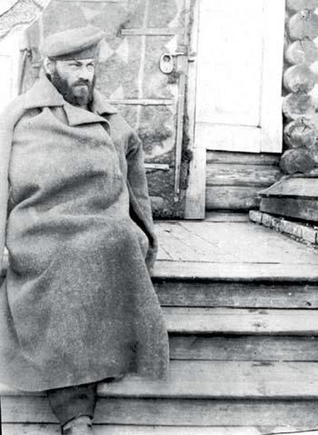 Григорий Гершуни в Акатуе