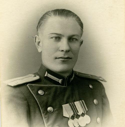 Михаил Васильевич Захаров (1921-1990)
