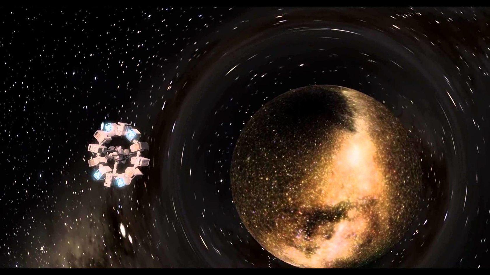 этой фото кротовых нор с телескопа в космосе установки, варианты