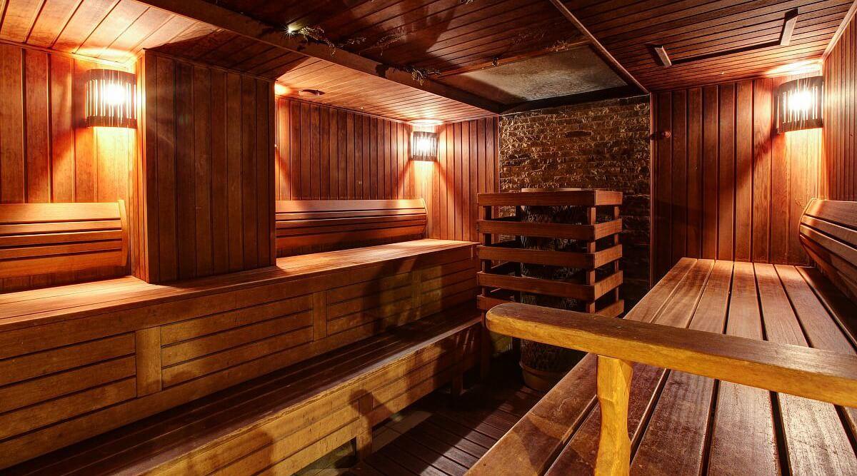 отель Ареал баня
