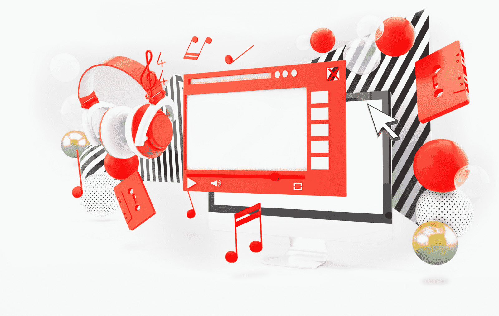 Снимаем видео и делаем графику | Event Film Service | Видеопродакшн в Москве