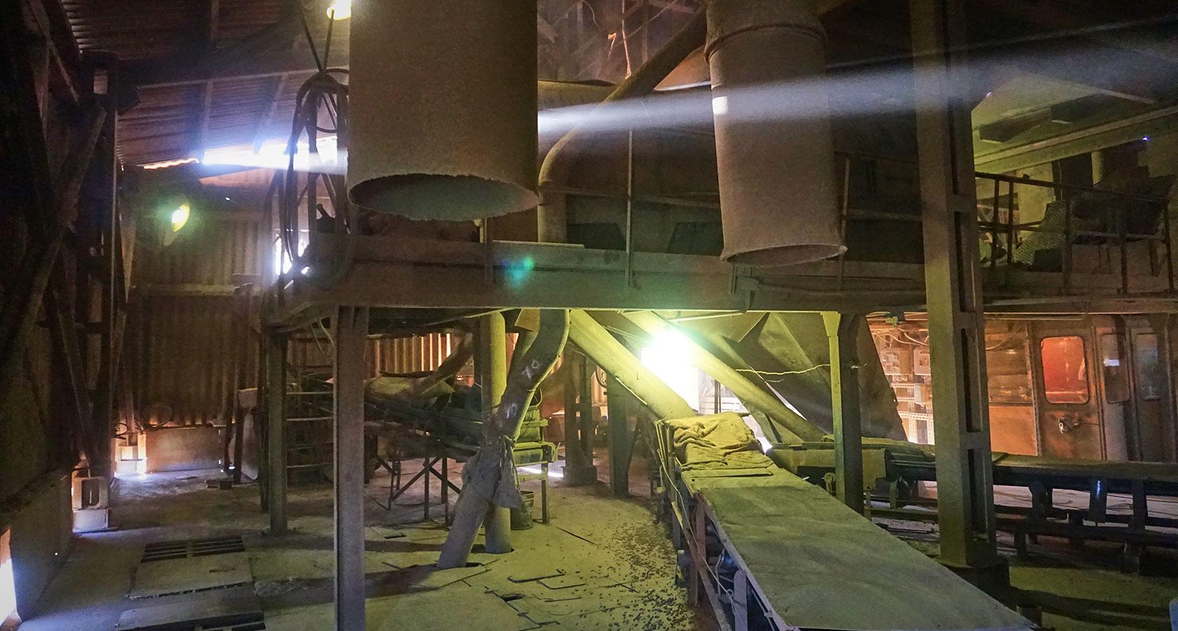 изготовление керамзита оборудование