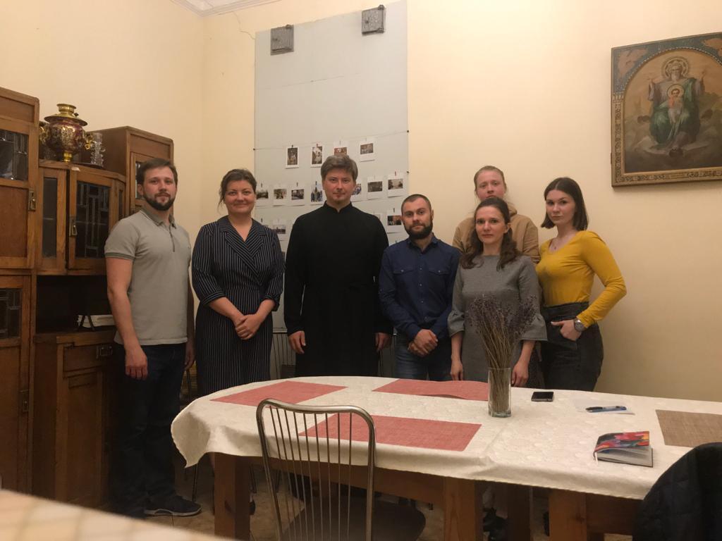 Молодежный отдел Московской городской епархии