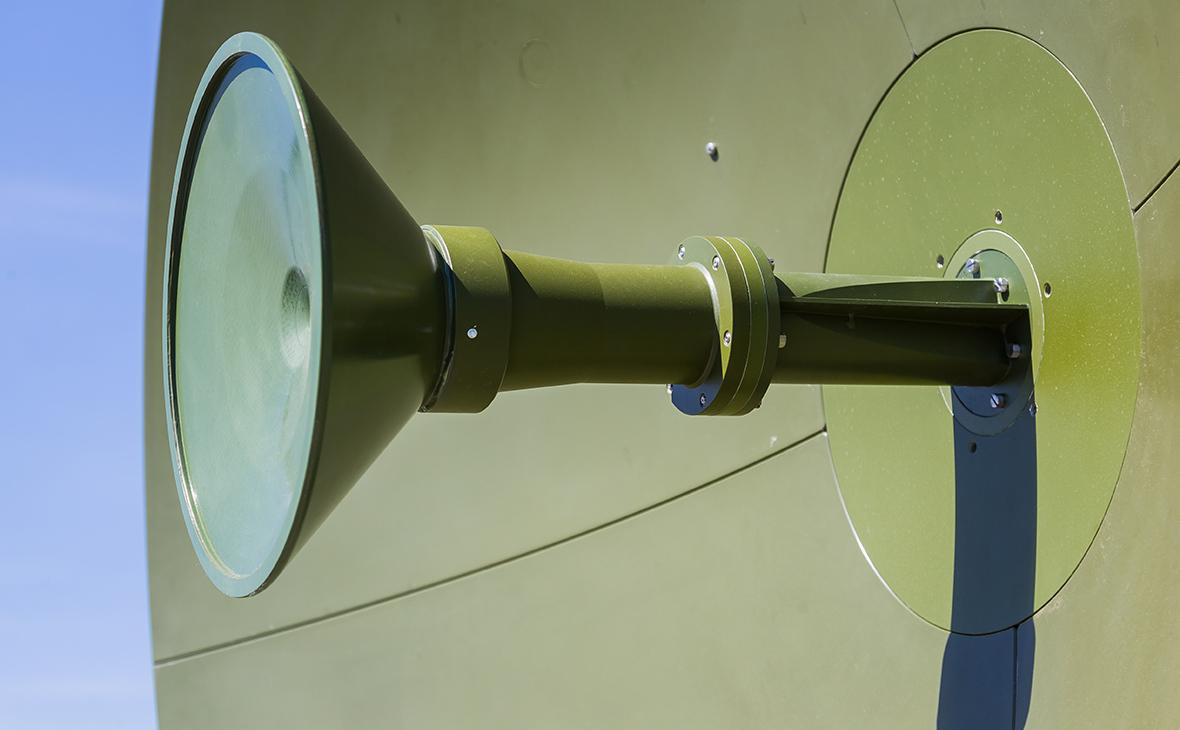 Система тропосферной связи