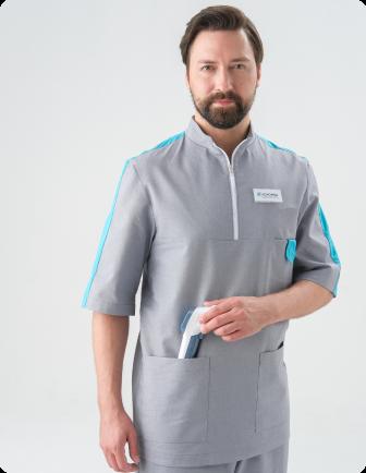 Куртка медицинская Дайсен фото