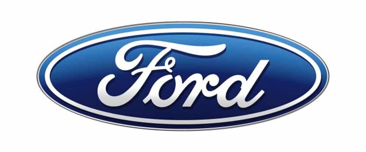 Логотип «Форд» с 2003 года