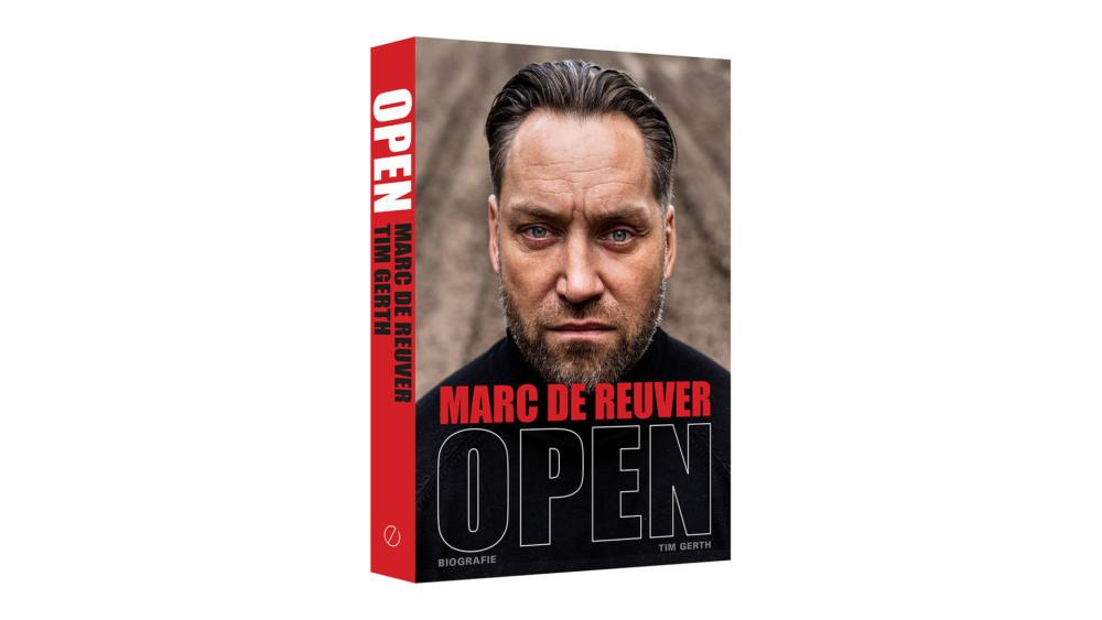 Марк Де Рувер выпустил книгу о своей карьере и жизни