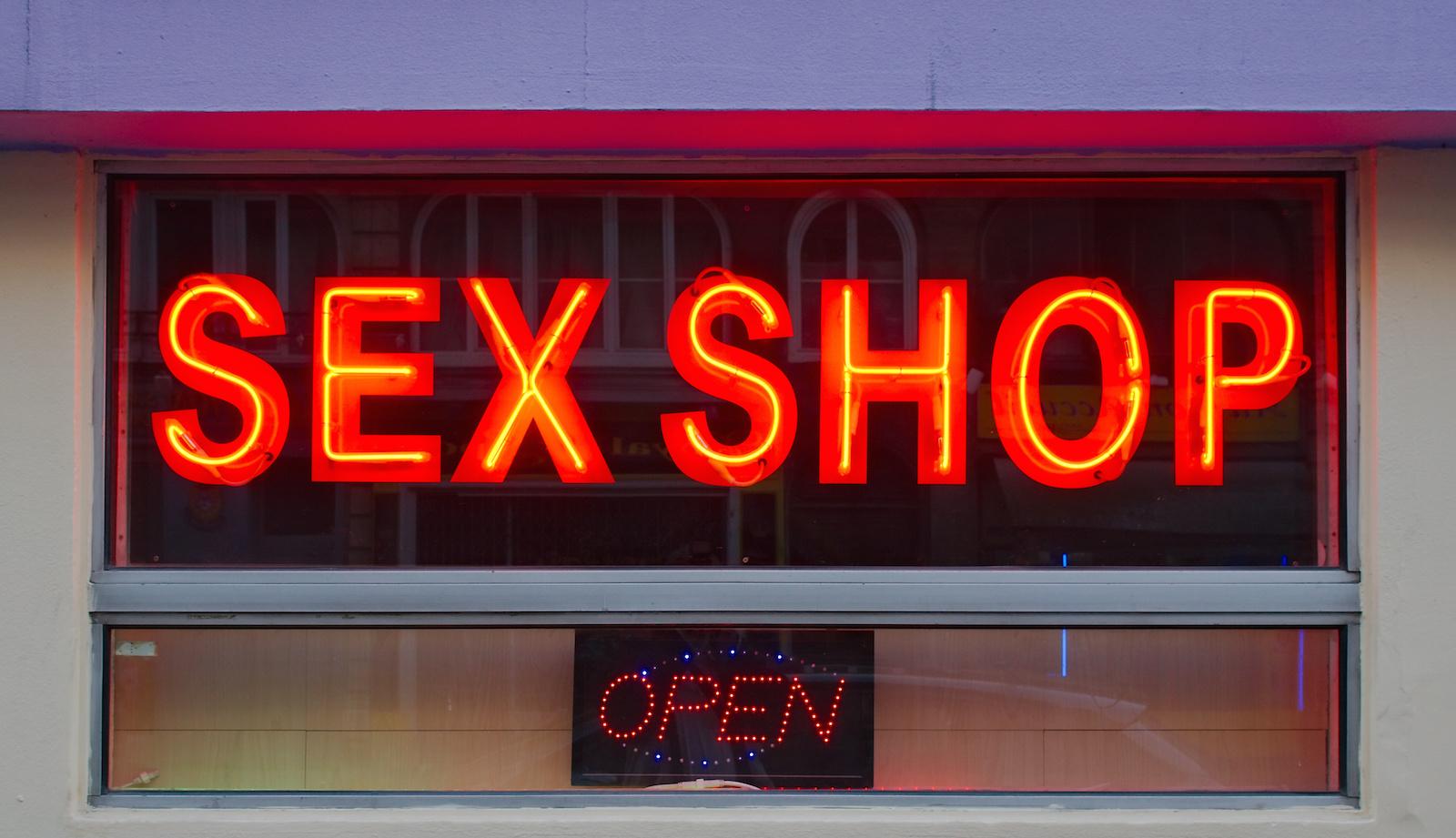 Sex toy store boston