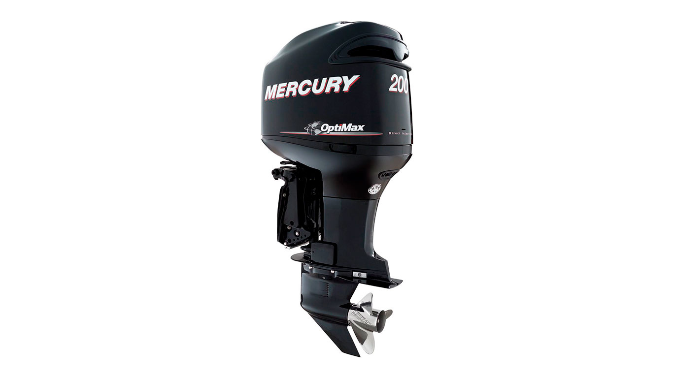 Mercury 200 XL OPTIMAX - каталог, цена, доставка