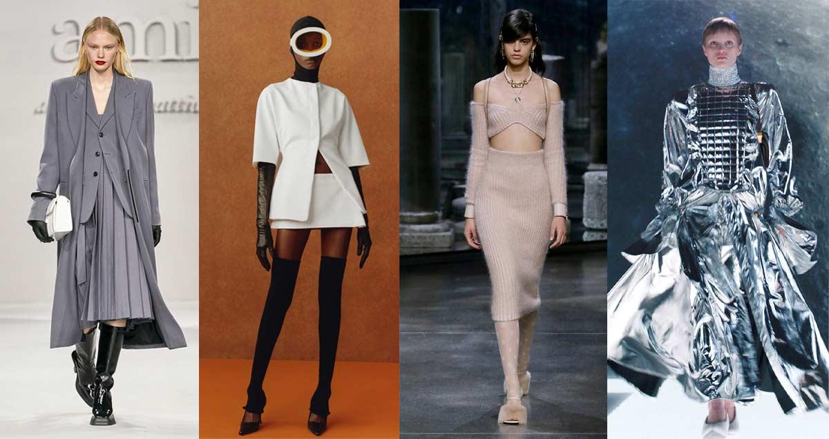 Модни тенденции на световни дизайнери за сезон есен 2021 и зима 2022 според Vouge.